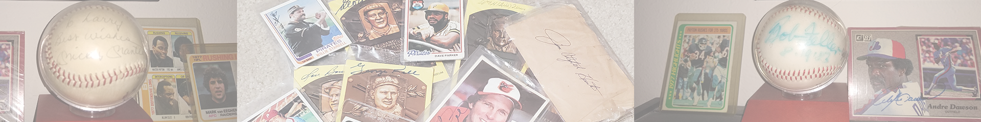 Hall of Fame Autographs!