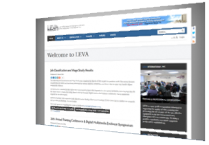 Customer site - LEVA.org